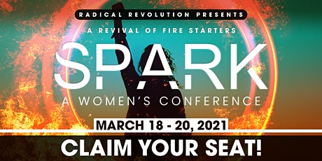 Radical Women's 2021 Conference (Spark Conference) tickets
