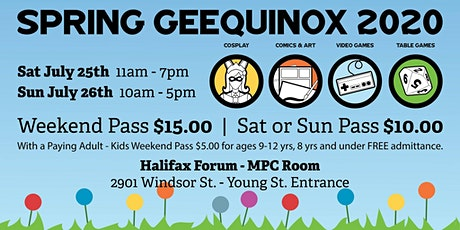 Spring Geequinox ~ Version 7.0 ~ tickets
