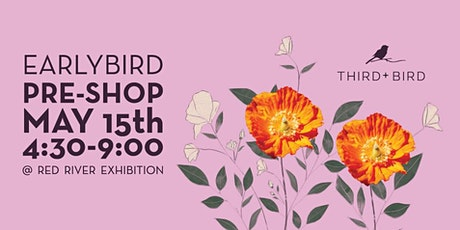 Spring Market EarlyBird tickets