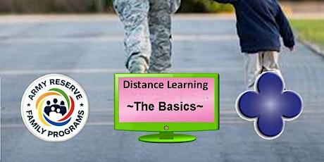Command Family Readiness Representative Training: The Basics tickets