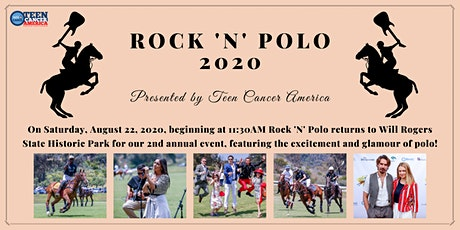 2020 Rock 'n' Polo with Teen Cancer America, Los Angeles  tickets