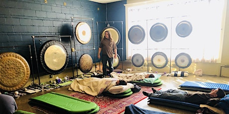 Affordable Healing For Everyone, Online Sacred Wave Gong Immersions  tickets