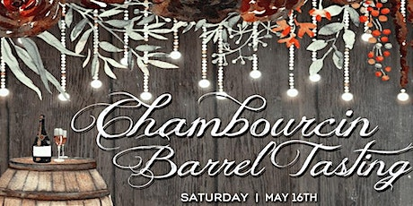 Chambourcin Barrel Tasting tickets