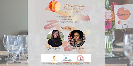 Phenomenal Women Luncheon 2020 tickets
