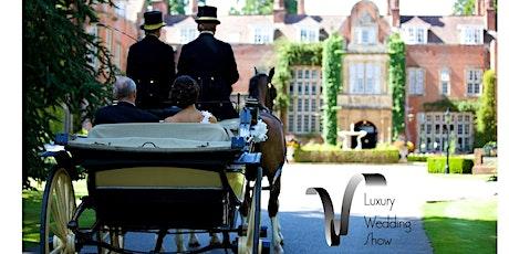 Tylney Hall Hotel & Gardens Luxury Wedding Show tickets