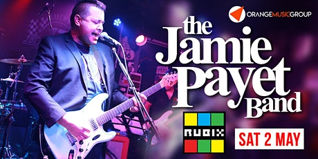Jamie Payet Album Launch September 19th 2020 tickets