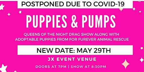 Puppies + Pumps - Drag Show! tickets