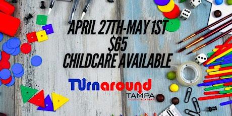 Turn Around Tampa Youth Academy tickets