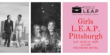 Girls L.E.A.P. Pittsburgh tickets