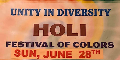 Holi ~ Festival of Colors tickets