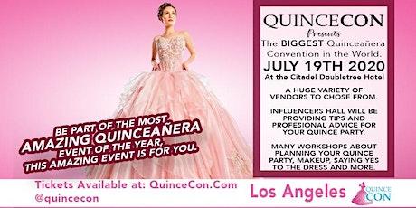 QuinceCon 2020 Los Angeles tickets