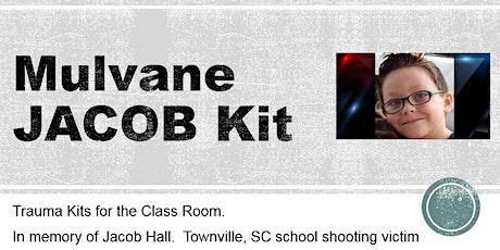 Mulvane JACOB Kit Stop The Bleed Training tickets