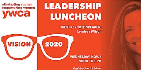 CANCELED: YWCA Walla Walla Leadership Luncheon 2020 tickets