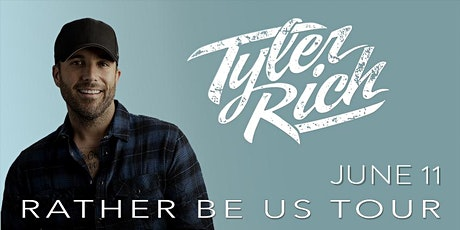 Tyler Rich---POSTPONED, New Date Coming Soon tickets