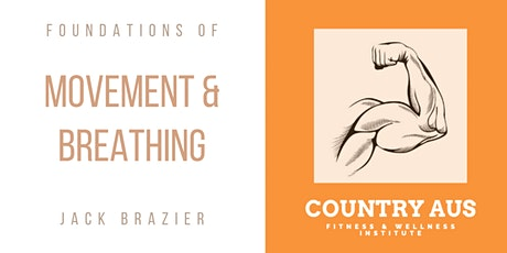 Foundations of movement and breathing tickets