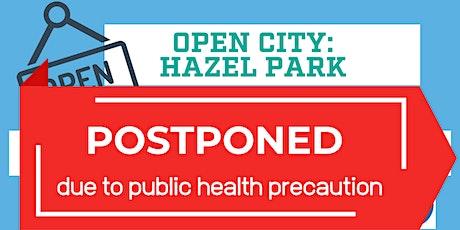 Open City Hazel Park: Open for Business tickets
