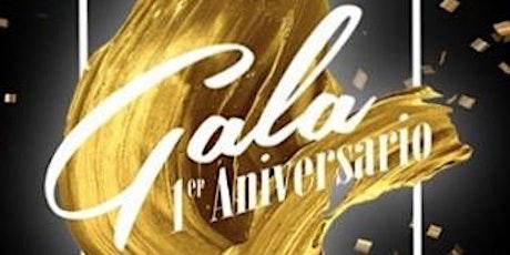 Mujer Emprendedora Gala 1 aniversario  tickets