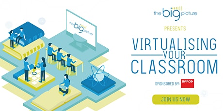 Virtualising Your Classroom tickets