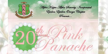 AKA Epsilon Epsilon Omega Chapter's 20th Annual Pink Panache tickets