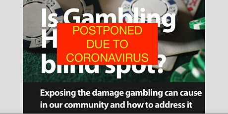 Is Gambling  Harm Our Blind Spot? tickets
