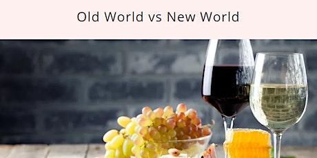 Old World vs New World tickets