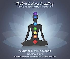 Chakra and Aura Reading Workshop tickets