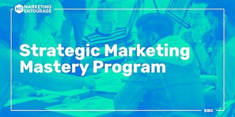Strategic Marketing Mastery Program  tickets