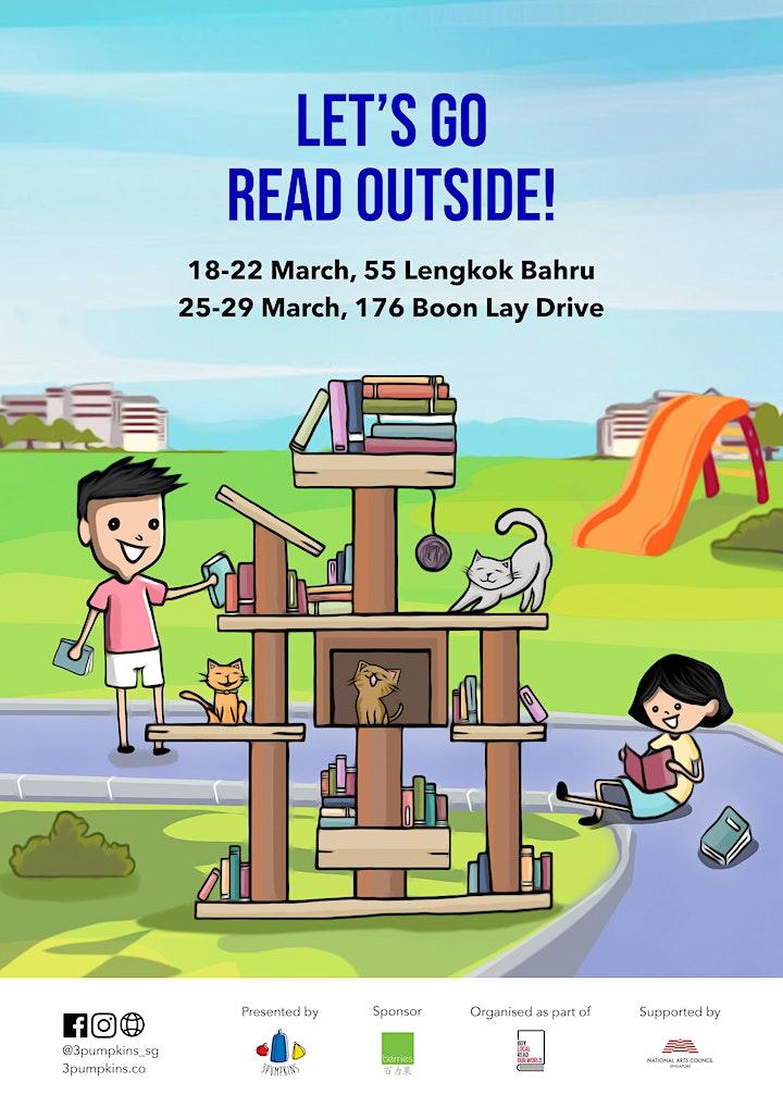 Let's Go Read OutSide @ Lengkok Bahru image