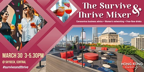 The Survive and Thrive Mixer tickets
