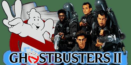 FREE SCREENING: Ghostbusters II (PG) tickets