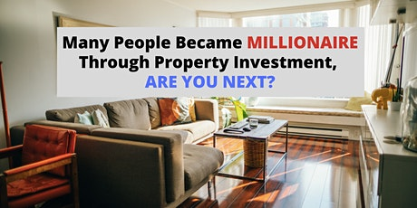 FREE Property Investment Masterclass by Dr. Patrick Liew tickets