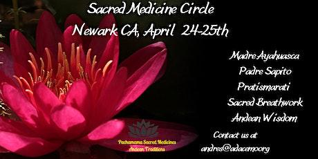 Sacred Medicines Ceremony & Integration Circle tickets