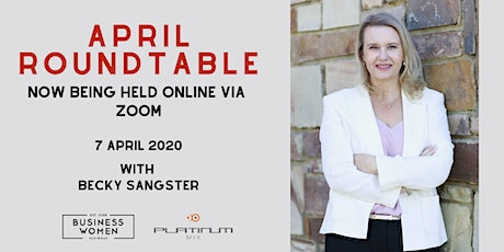 ONLINE, BWA: April Roundtable tickets