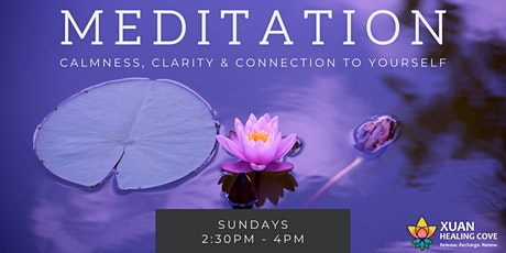 Meditation Class: Manifest Good Energy from Within tickets