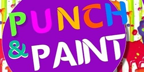 Community Day Punch & Paint  tickets