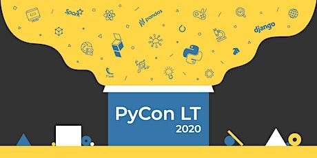 PyCon LT 2020 tickets