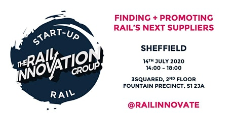 Start Up Rail - Sheffield tickets