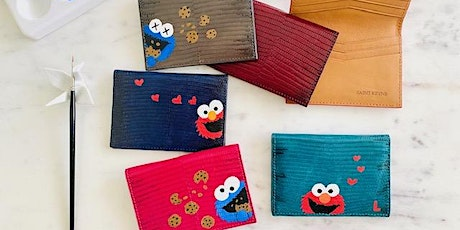 Marquage Workshop - Cookie Monster, Elmo + Initials tickets