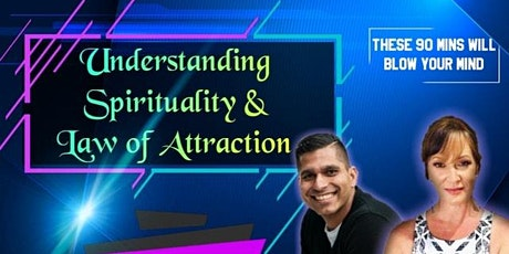 Understanding Spirituality and The Law of Attraction tickets