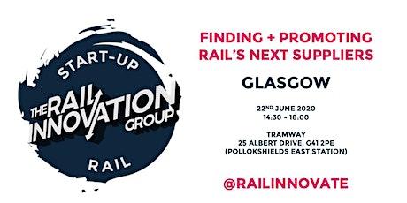 Start Up Rail - Glasgow tickets