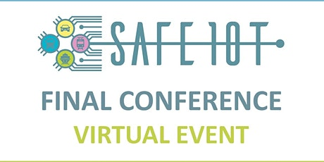 SAFE-10-T Final Conference - VIRTUAL EVENT tickets