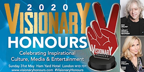 Visionary Honours 2020 tickets