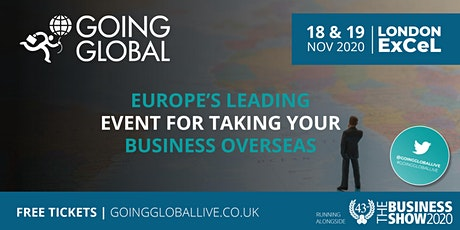 Going Global Live tickets