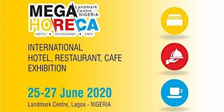 MEGA HORECA Expo 2020 tickets