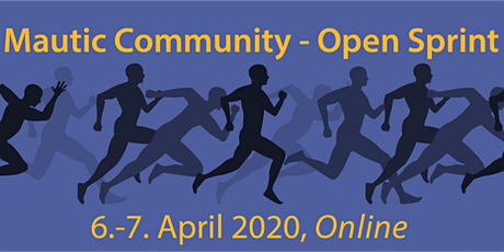 Mautic Sprint (Online) April, 2020 -  Open for all ! tickets