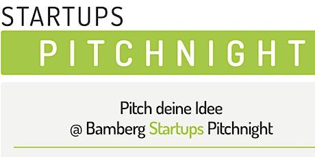 Bamberg Startups Pitchnight Tickets