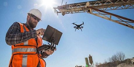 Nieuwe datum 11 juni 2020 Drones: Het werk, het toestel en de opleiding tickets
