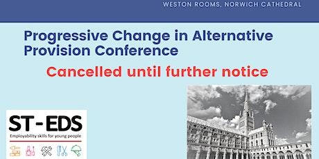Progressive Change in Alternative Provision Conference 2020 tickets