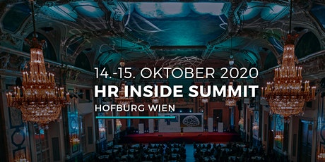 HR Inside Summit 2020 Tickets