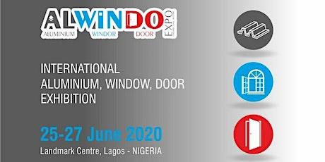 AlWinDoor Expo 2020 tickets